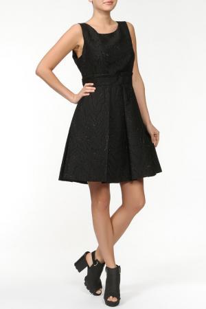 Платье Issa London. Цвет: черный