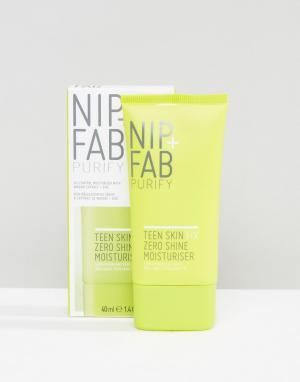 Nip+Fab Увлажняющее матирующее средство для подростков. Цвет: бесцветный