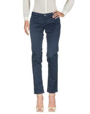 Повседневные брюки HOGAN. Цвет: темно-синий