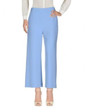 Повседневные брюки SPACE STYLE CONCEPT. Цвет: небесно-голубой
