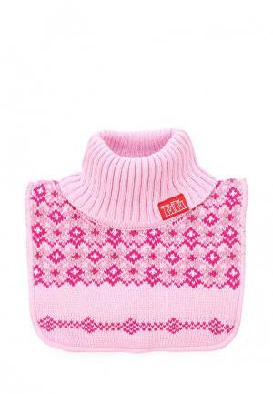 Воротник Tutu. Цвет: розовый