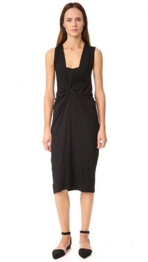 Короткое платье Adi Zero + Maria Cornejo. Цвет: голубой