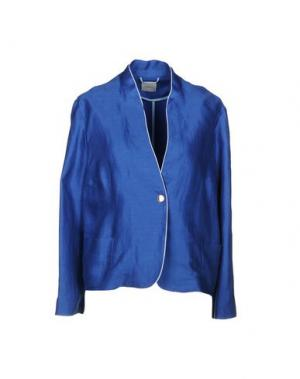 Пиджак ..,MERCI. Цвет: ярко-синий