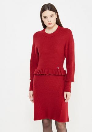 Платье Sonia by Rykiel. Цвет: красный