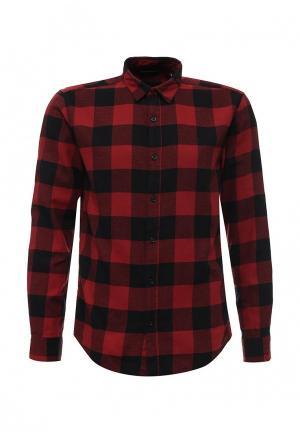 Рубашка Only & Sons. Цвет: красный