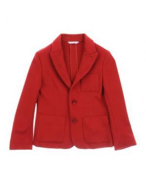 Пиджак DOLCE & GABBANA. Цвет: красный
