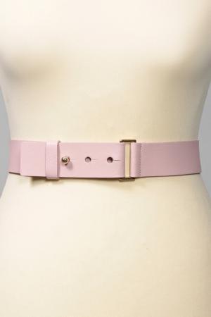 Ремень Nina Ricci. Цвет: розовый