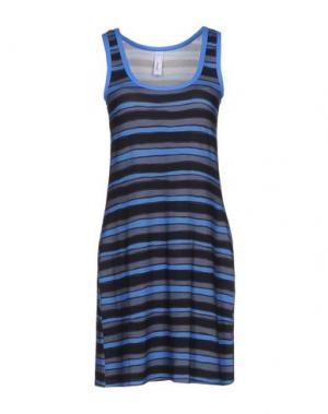 Ночная рубашка ANTIGEL. Цвет: серый
