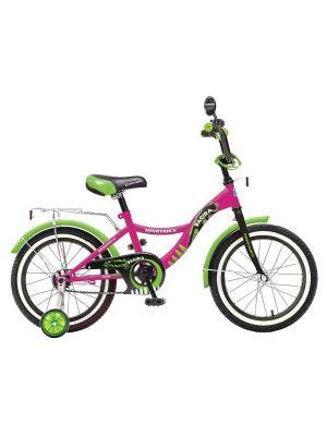 Велосипед 20 S Багира NOVATRACK. Цвет: розовый