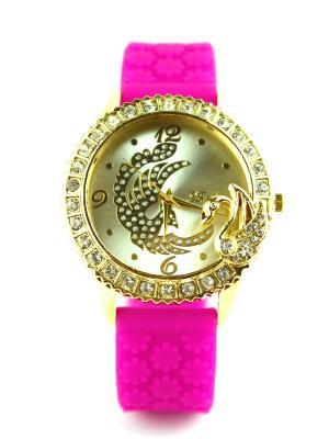 Часы наручные 1Azaliya. Цвет: фиолетовый