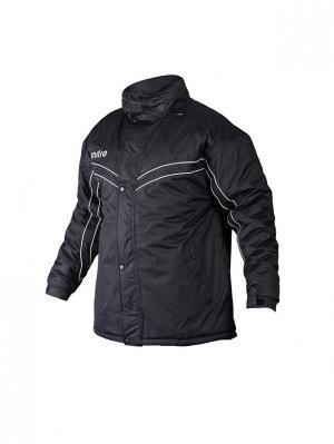 Куртка утепленная MITRE Tornado Юниорская. Цвет: черный