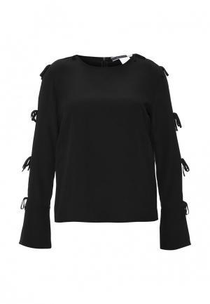 Блуза Sportmax Code. Цвет: черный