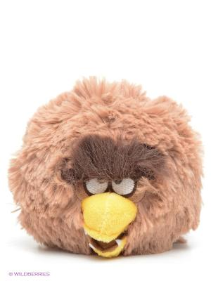 Мягкая игрушка Чубака ANGRY BIRDS. Цвет: коричневый, желтый