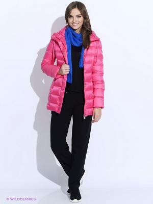 Куртка EA7. Цвет: розовый