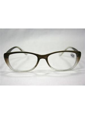 Очки корригирующие (для чтения) 3422 Оscar +1.50 PROFFI. Цвет: коричневый