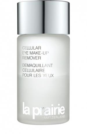Средство для снятия макияжа с глаз Cellular Eye Make-Up Remover La Prairie. Цвет: бесцветный