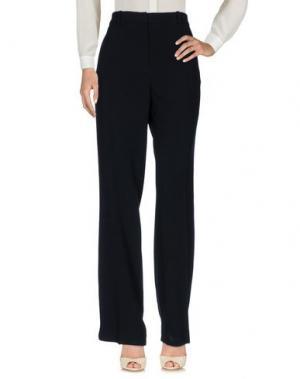 Повседневные брюки VANESSA BRUNO. Цвет: черный