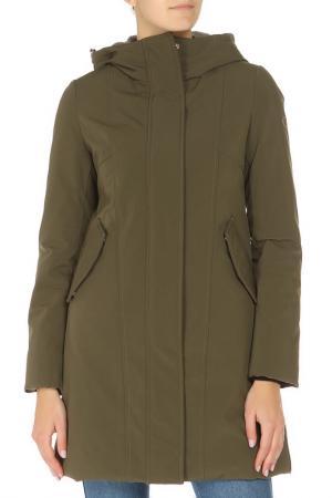 Куртка UP TO BE. Цвет: 670 militare