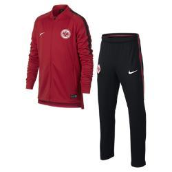 Футбольный костюм для школьников Eintracht Frankfurt Dri-FIT Squad Nike. Цвет: красный