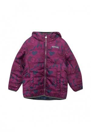Куртка утепленная Regatta. Цвет: фиолетовый