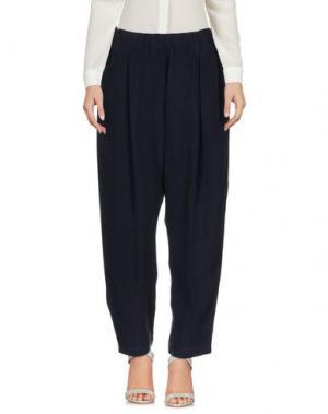 Повседневные брюки DAMIR DOMA. Цвет: темно-синий