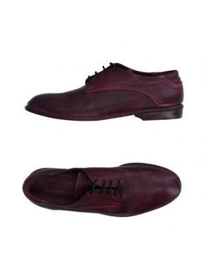 Обувь на шнурках KUDETÀ. Цвет: пурпурный