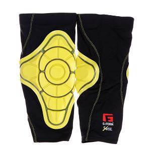 Защита на колени  Pro-X Knee Pad Black/Yellow G-Form. Цвет: черный,желтый
