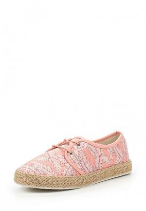 Ботинки Shi Tino. Цвет: коралловый