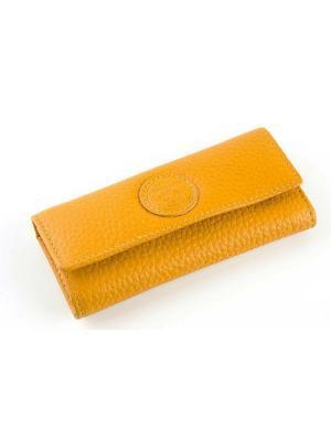 Ключницы TOPO FORTUNATO. Цвет: желтый