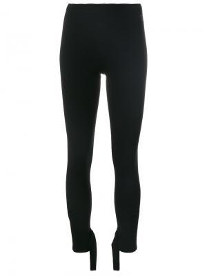 Спортивные штаны Y-3. Цвет: чёрный