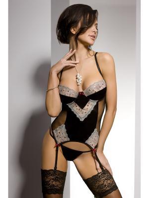 Корсаж Marica corset (Casmir) Casmir. Цвет: черный