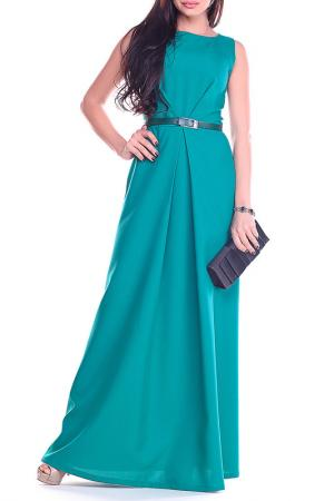Платье REBECCA TATTI. Цвет: зеленая сосна
