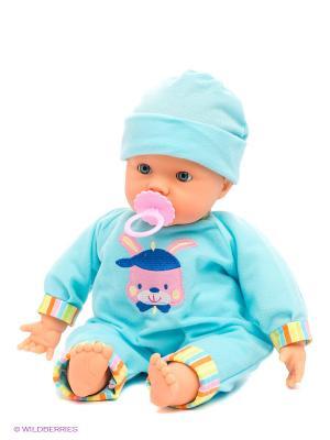 Кукла Пупс FALCA. Цвет: голубой, розовый, синий