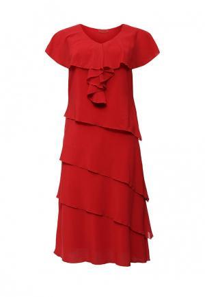 Платье O`Queen. Цвет: красный