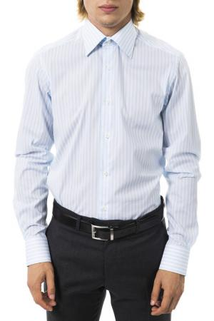 Shirt UominItaliani. Цвет: blue and white