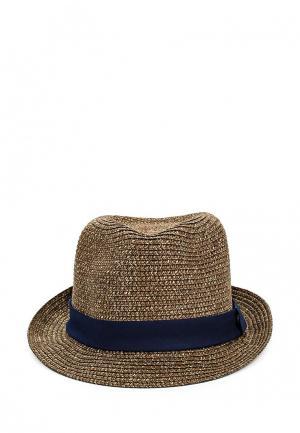 Шляпа Burton Menswear London. Цвет: коричневый