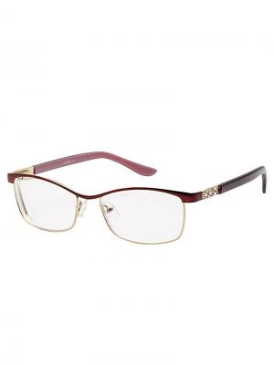 Очки -3,0/G1178-C12 Grand. Цвет: коричневый, золотистый, розовый