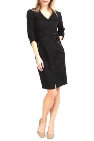 Платье Riani. Цвет: черный