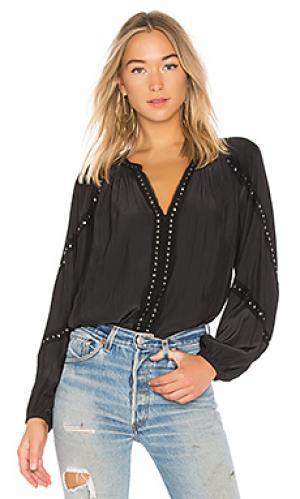 Блузка gilda RAMY BROOK. Цвет: черный