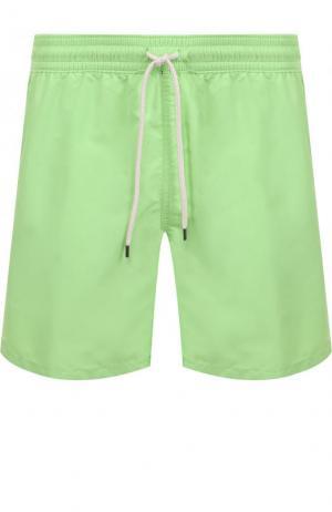 Плавки-шорты с карманами Polo Ralph Lauren. Цвет: зеленый
