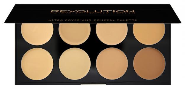 Для лица Makeup Revolution Light/Medium. Цвет: light/medium