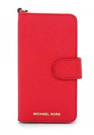 Чехол для iPhone Michael Kors. Цвет: красный