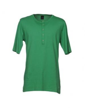 Футболка JIJIL. Цвет: зеленый