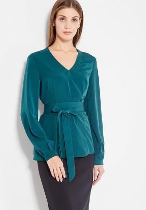 Блуза Pallari. Цвет: зеленый