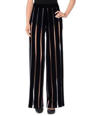 Повседневные брюки ARTHUR ARBESSER. Цвет: темно-синий