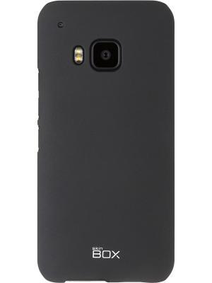 Клип-кейс для HTC One M9 skinBOX. Цвет: черный