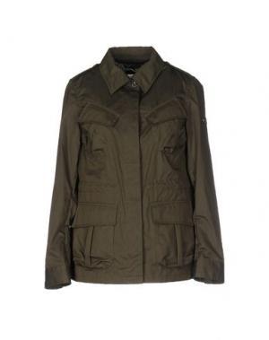 Куртка TATRAS. Цвет: зеленый-милитари