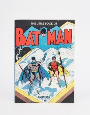 Books Книга Little Book Of Batman. Цвет: мульти