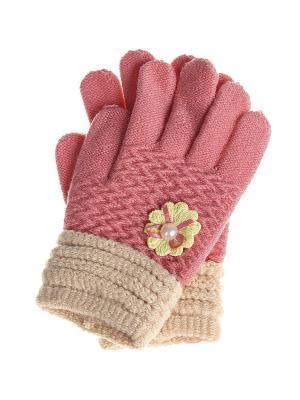 Перчатки детские Migura. Цвет: оранжевый, желтый
