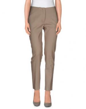 Повседневные брюки ARGONNE. Цвет: хаки